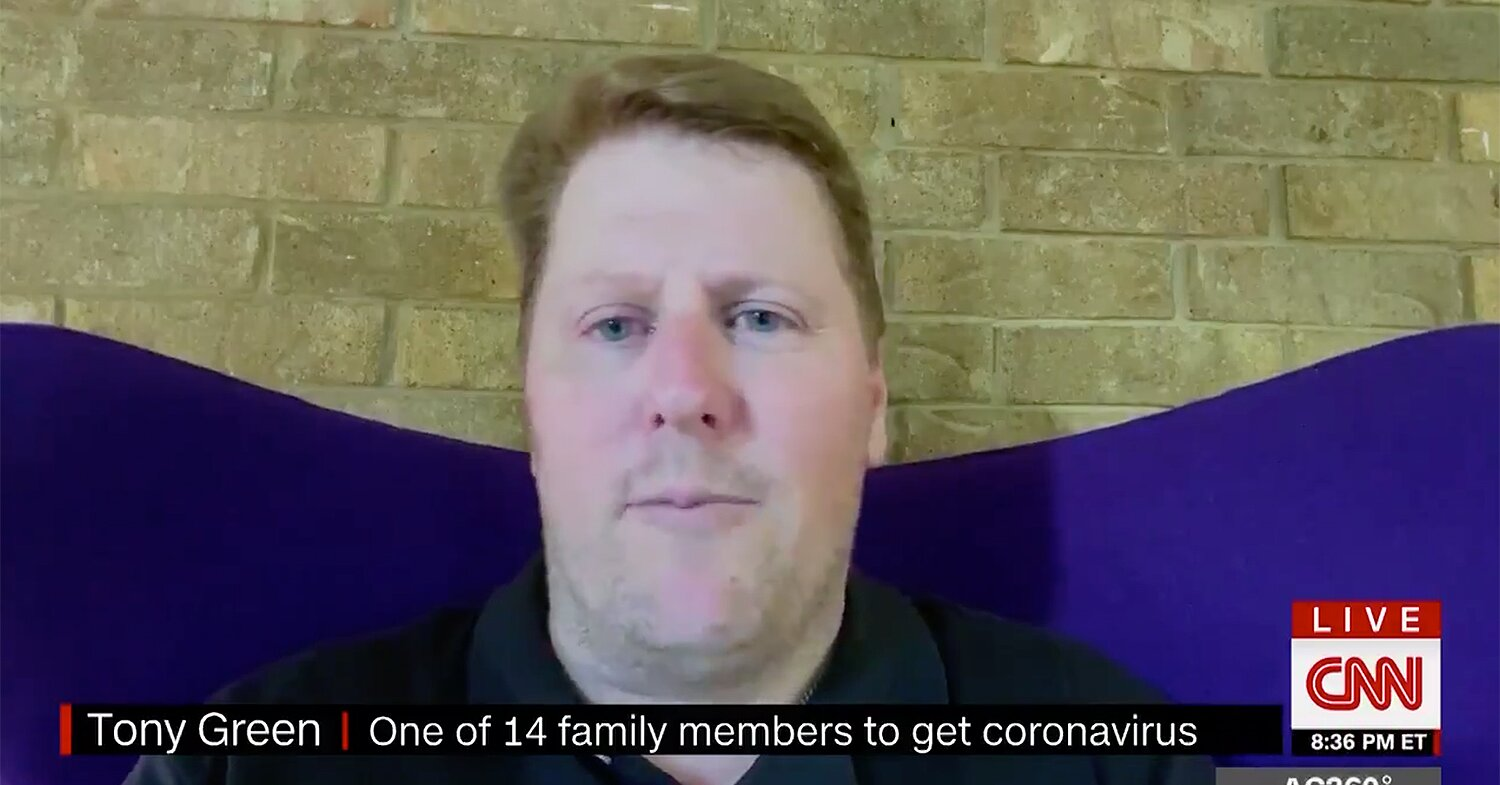 Man Who Called COVID a 'Hoax' Feels Guilty After He and 13 Family Members Test Positive — and 2 Die