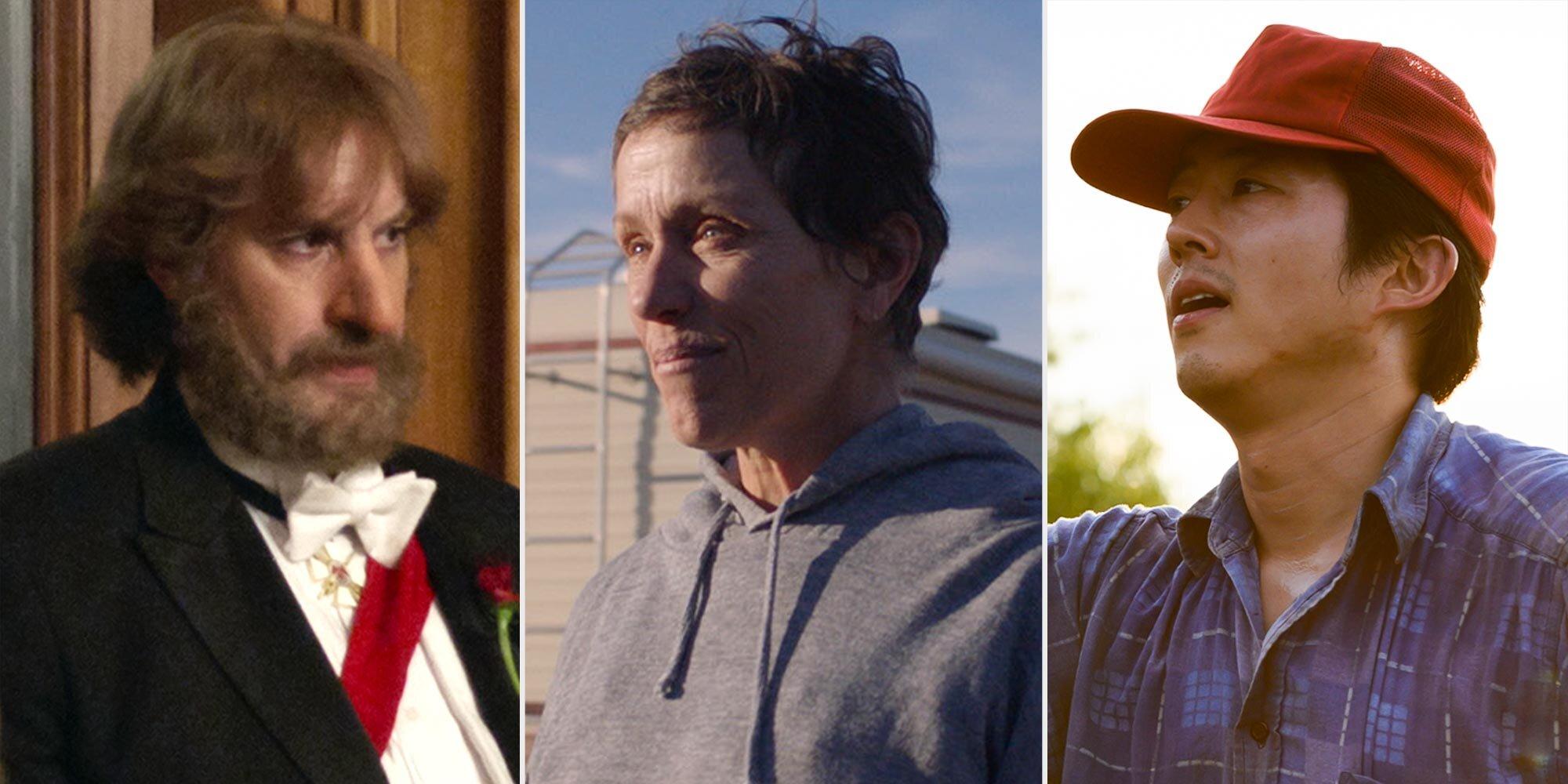 'Borat' shocks Best Picture Oscar race as producers guild unveils best films of the year