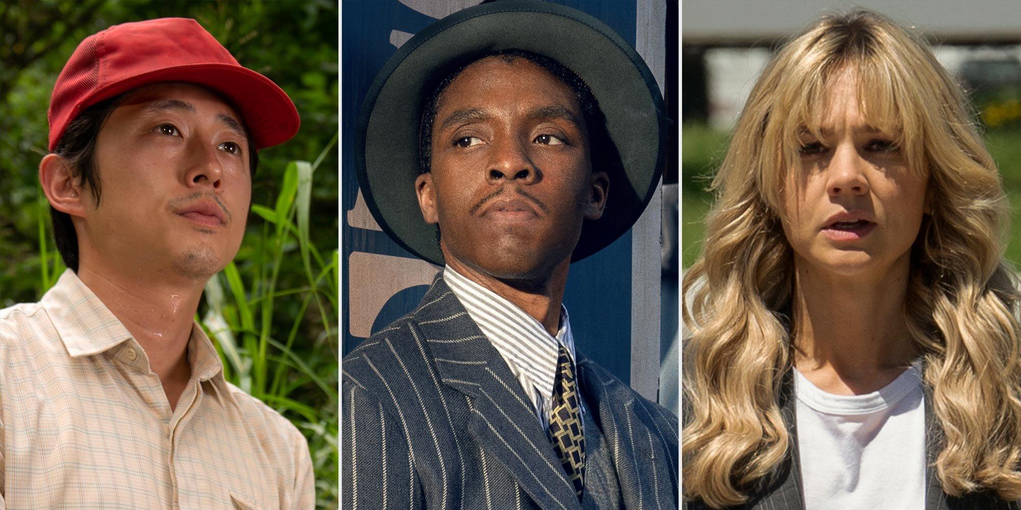 2021 SAG Award nominations: 'Minari,' 'Da 5 Bloods' bounce back into Oscar race