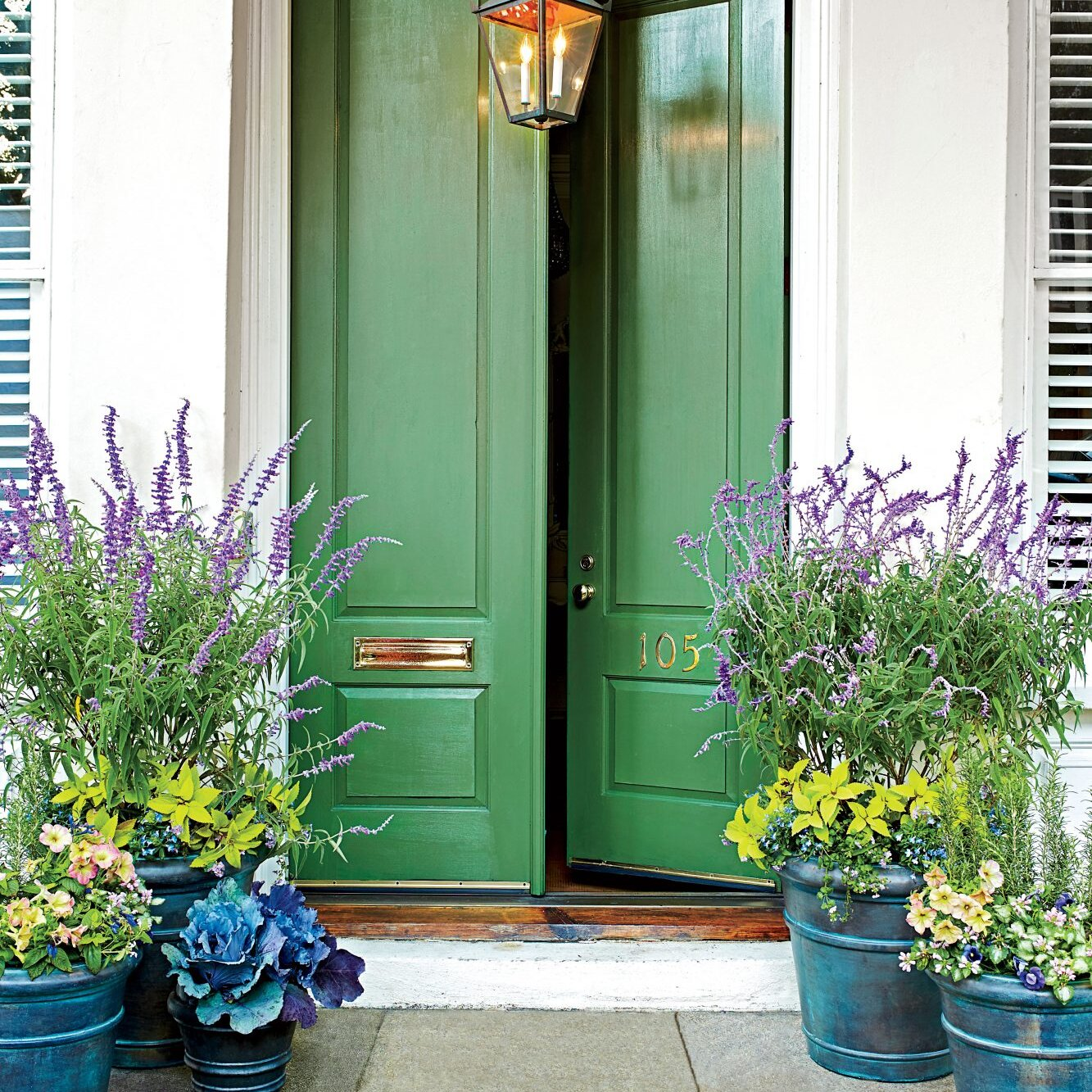 Summer Container Gardens We Re Obsessing Over Southern Living