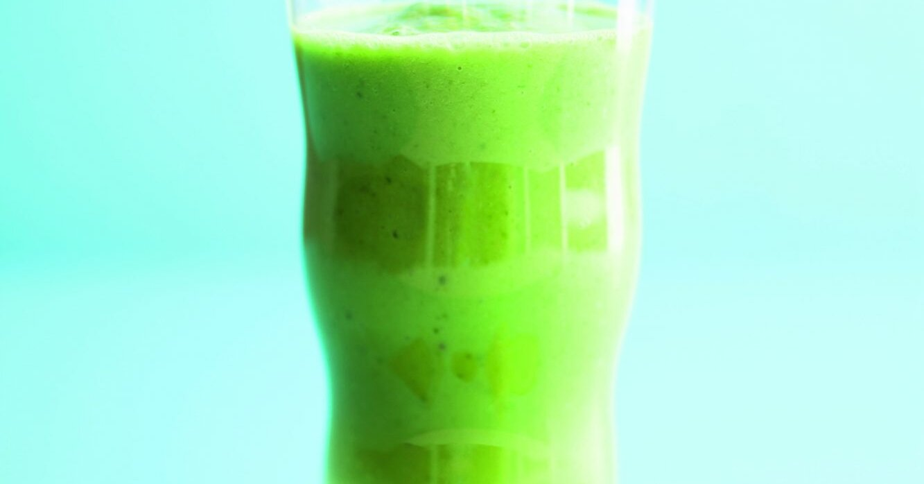 Alkaline-Boosting Smoothie Recipe