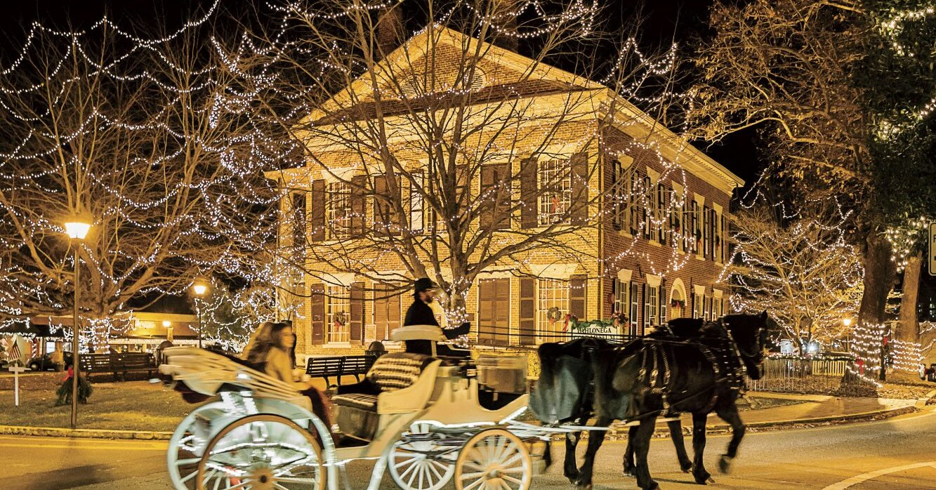 Where To Stay Dahlonega Ga Christmas 2020 Why Dahlonega, Georgia is the Perfect Christmas Town | Southern Living