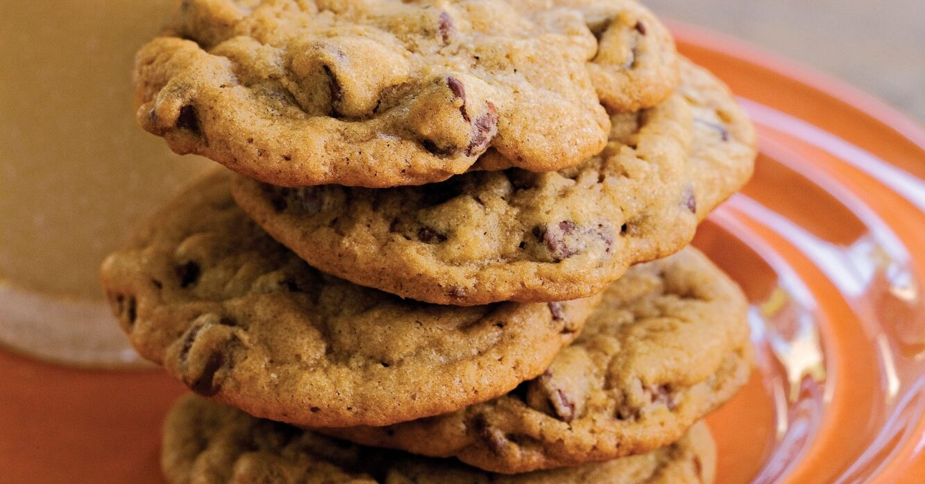 The Surprising Ingredient For Better Chocolate Chip Cookies