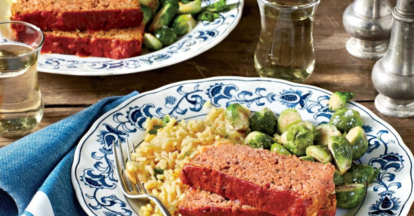 The One Ingredient Your Meatloaf Is Missing