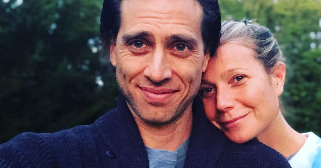 Gwyneth Paltrow and Husband Brad Falchuk Meditate Together Every Morning