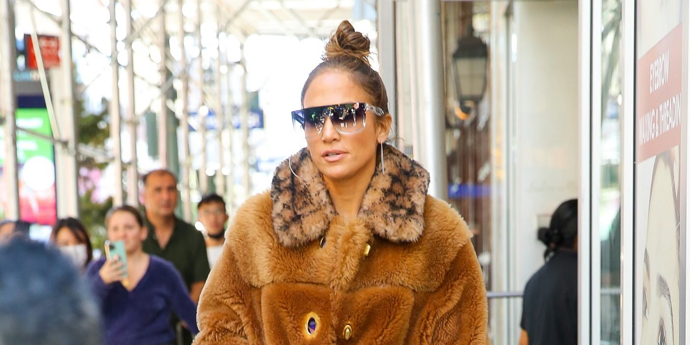 Jennifer Lopez Turns Heads in New York, Plus Mickey Guyton, Lourdes Leon and More