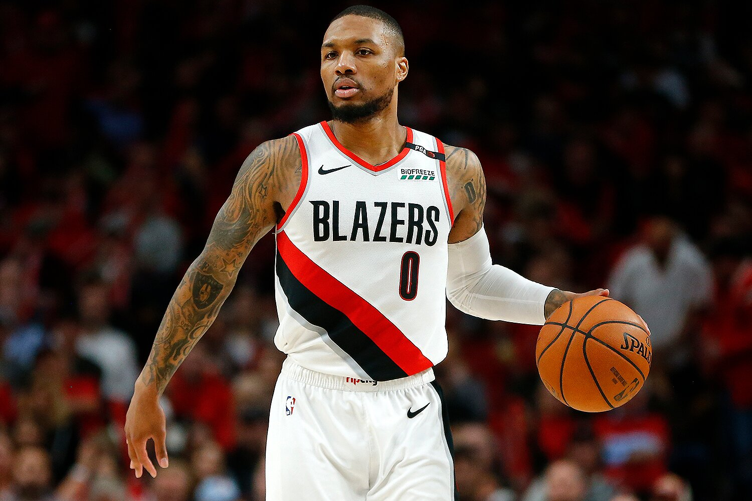 Damian Lillard Kay La Hanson Expecting Twins People Com