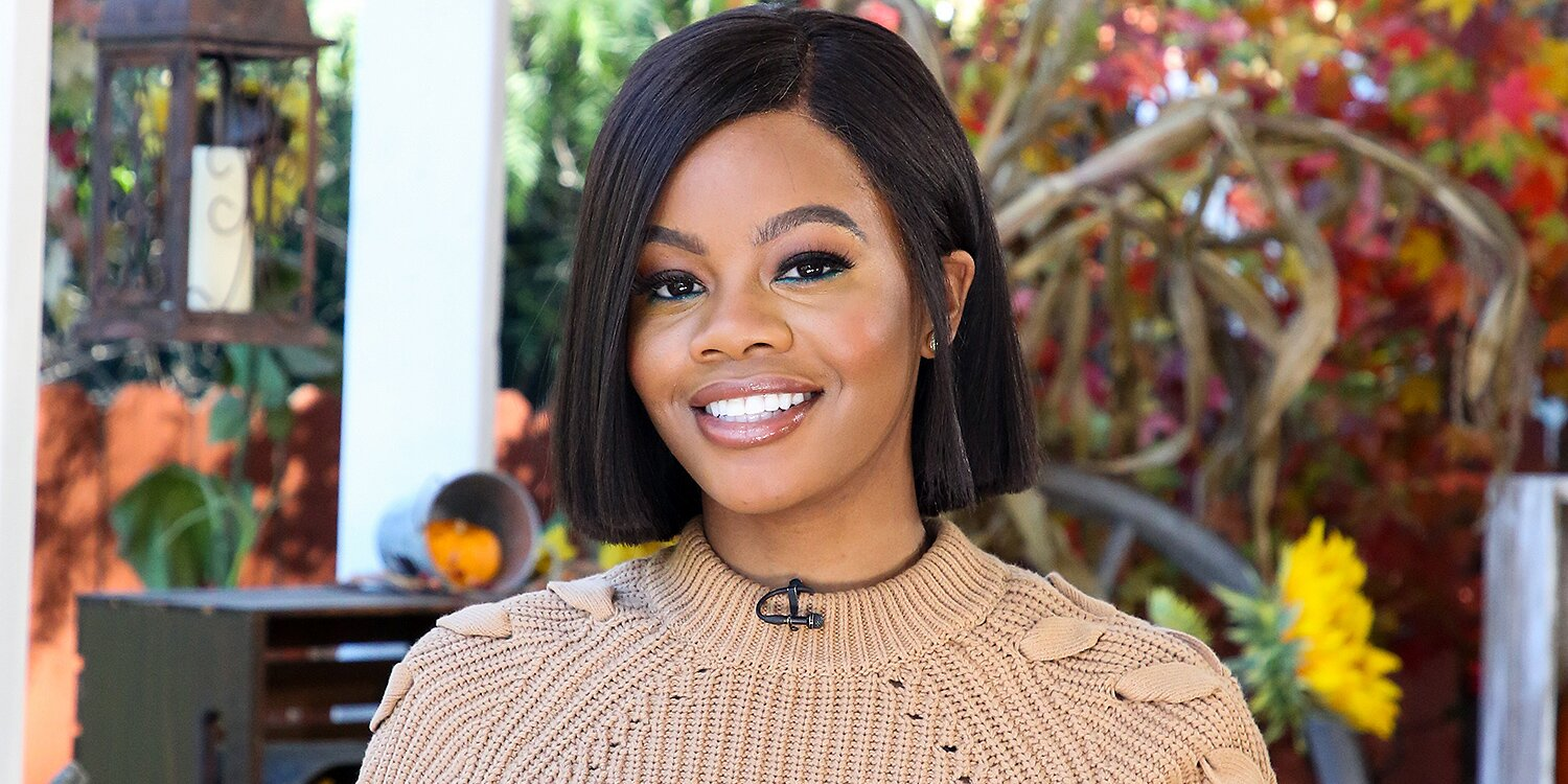 Gabby Douglas on Being Hero to Younger Generation   PEOPLE.com