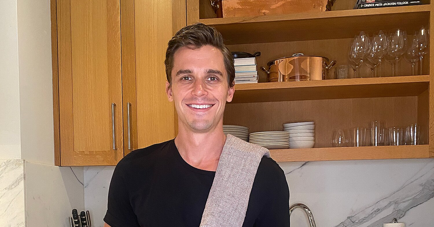 Antoni Porowski Opens Up About Cooking for His Boyfriend — and Life with His New Foster Pup Neon