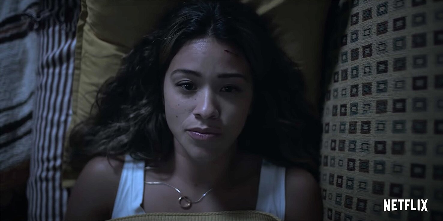 Gina Rodriguez Tries to Survive in a World Where You Can't Sleep in Trailer for Netflix's Awake.jpg