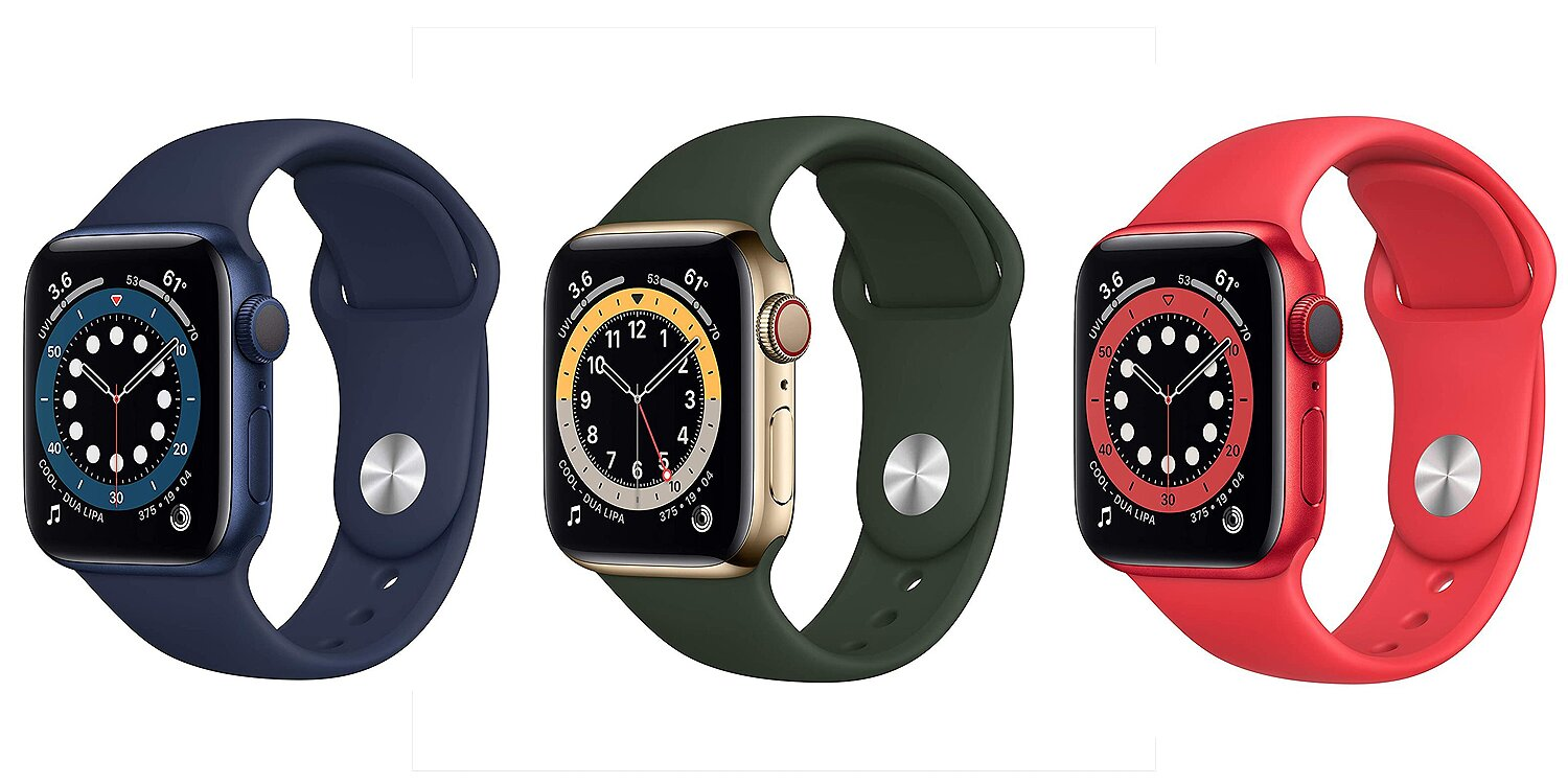 The Newest Apple Watches Are Both on Sale at Amazon This Weekend