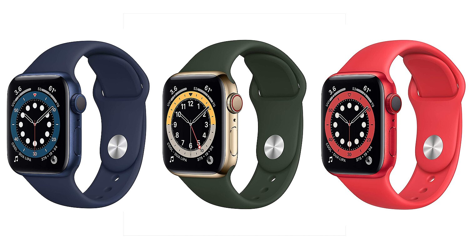 The New Apple Watch Series 6 Is Finally Here — and It's the Most Colorful Smartwatch Yet