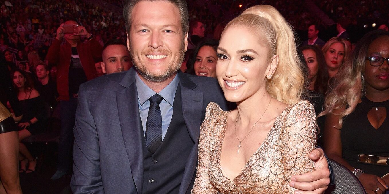 Blake Shelton Says He's 'Proud to Be Married' to Gwen Stefani: 'That's Why We Wear These Rings'.jpg
