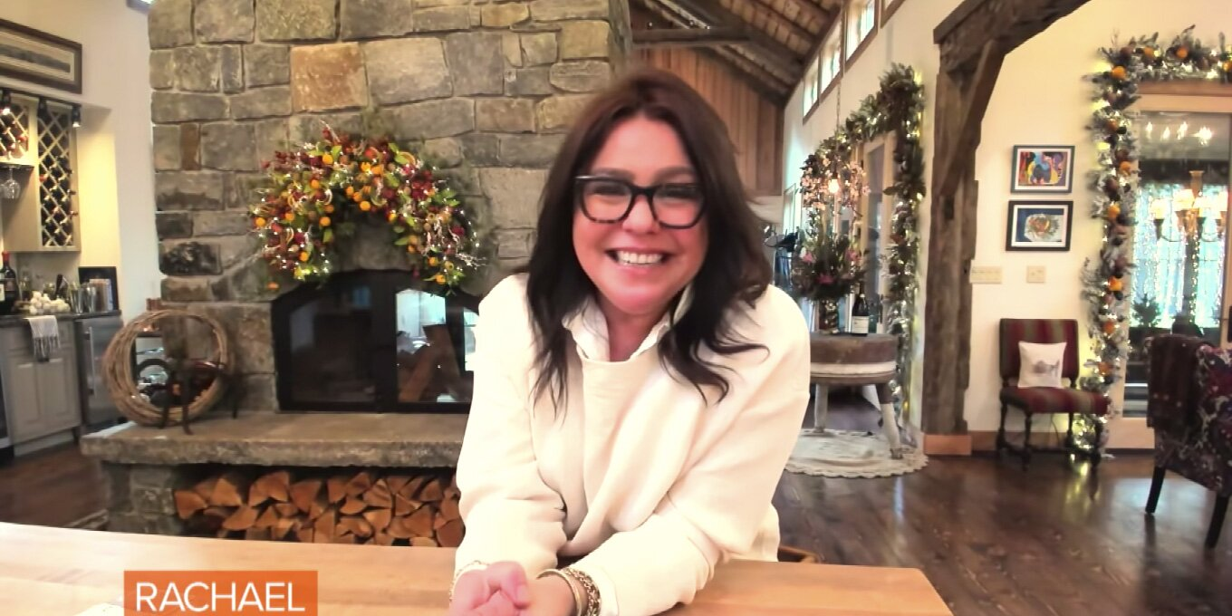 Rachael Ray Gets Emotional Sharing Christmas Decor in Temporary Home After Fire: 'Grateful'