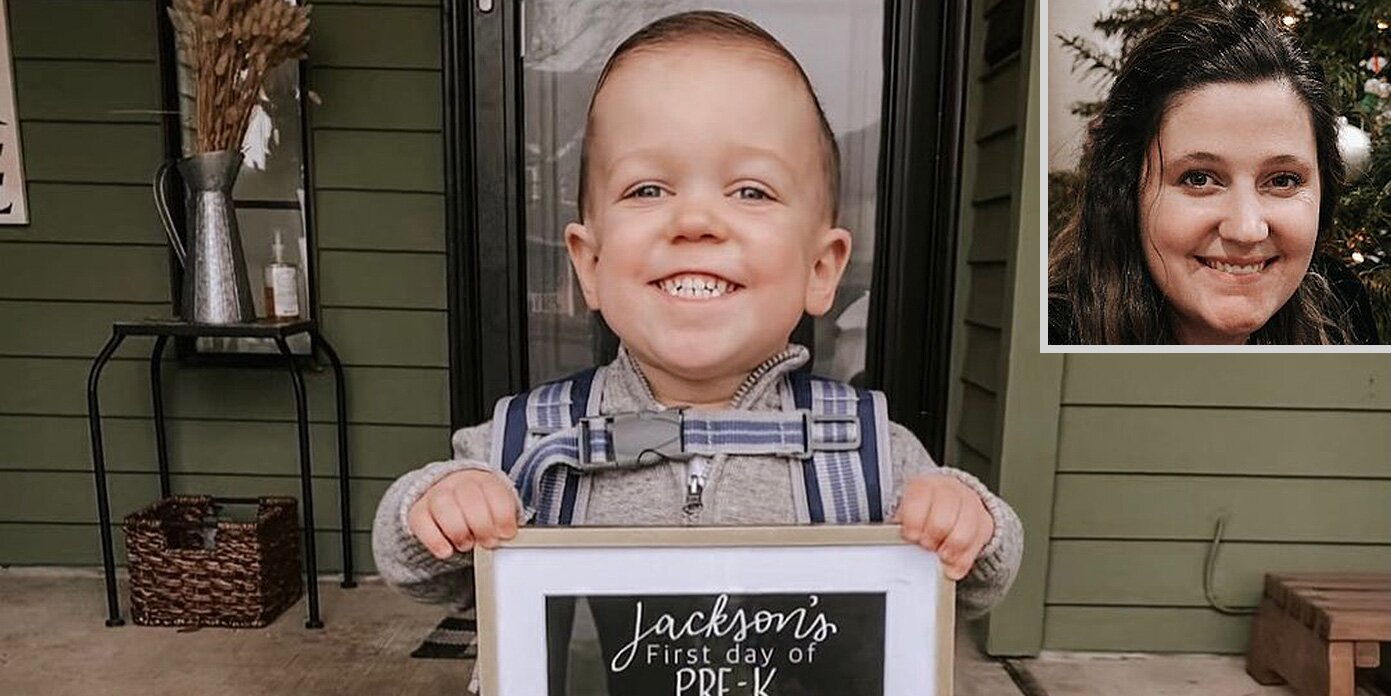Tori Roloff Says Her 'Mama Heart Was Bursting with Pride' as Son Jackson, 3, Starts School.jpg