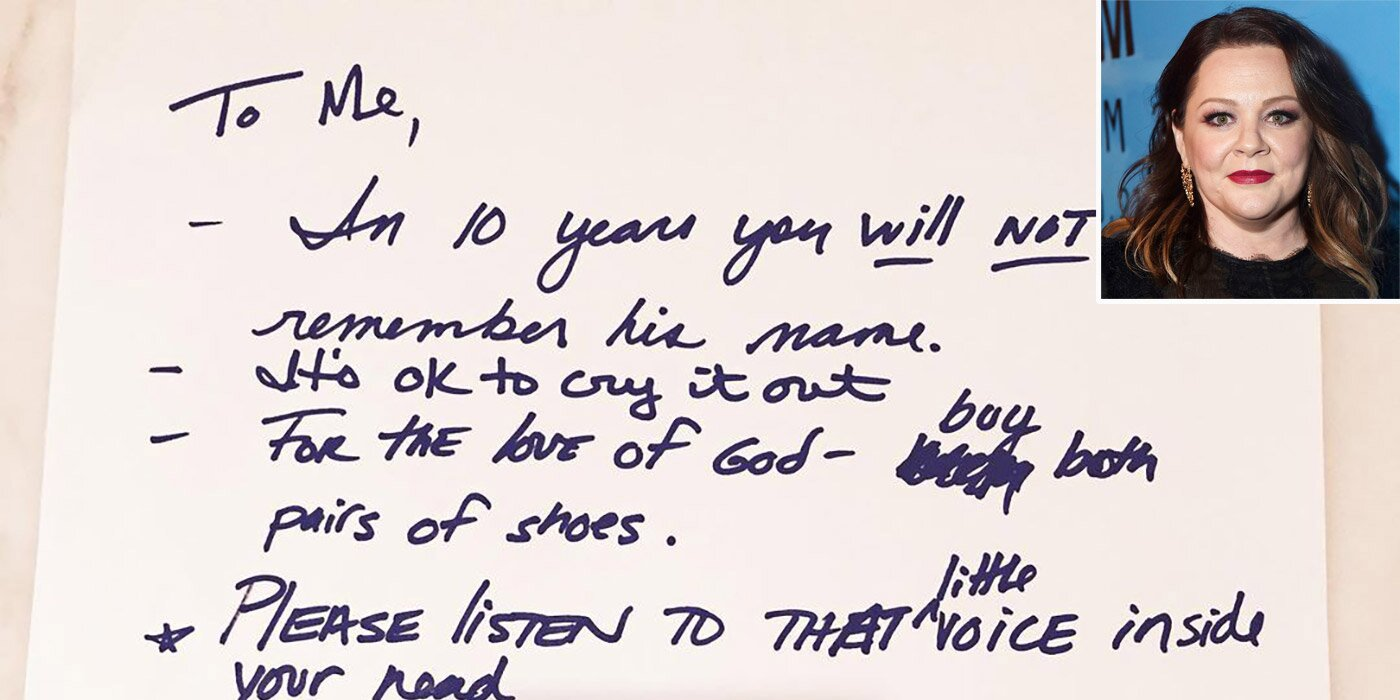 Melissa McCarthy Shares Empowering Note She Wrote to Herself Years Ago: 'Still Stands'.jpg