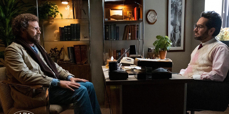 Will Ferrell and Paul Rudd go deep on their new Apple TV+ comedy 'The Shrink Next Door'