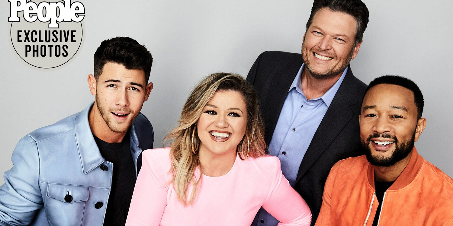 Blake Shelton, Kelly Clarkson, John Legend and Nick Jonas Reveal How The Voice Changed Their Lives.jpg