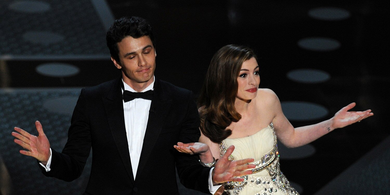Writers spill on what went wrong with James Franco and Anne Hathaway's doomed 2011 Oscars gig