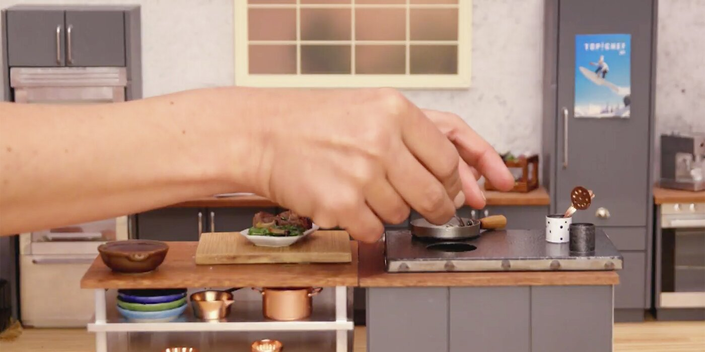 Top Chef Finale Dishes Get The Tiny Kitchen Treatment Food Wine