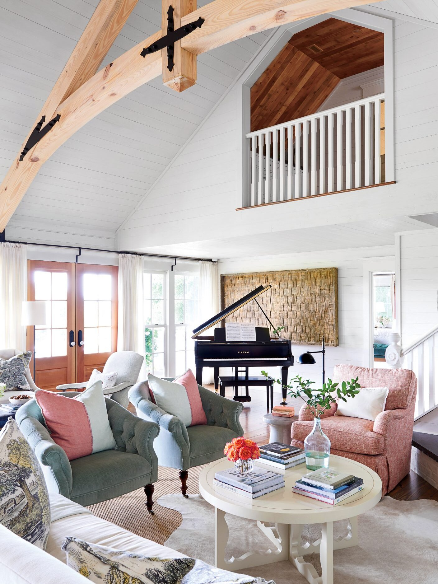 The Farmhouse Of Our Dreams All Started With A Single Instagram Post Southern Living