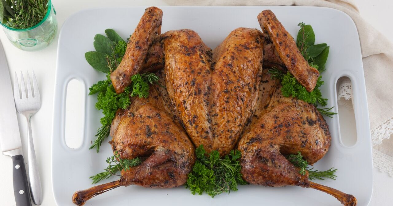 How to Make Spatchcock Turkey for the Fastest, Crispiest, Juiciest Roast Turkey Ever