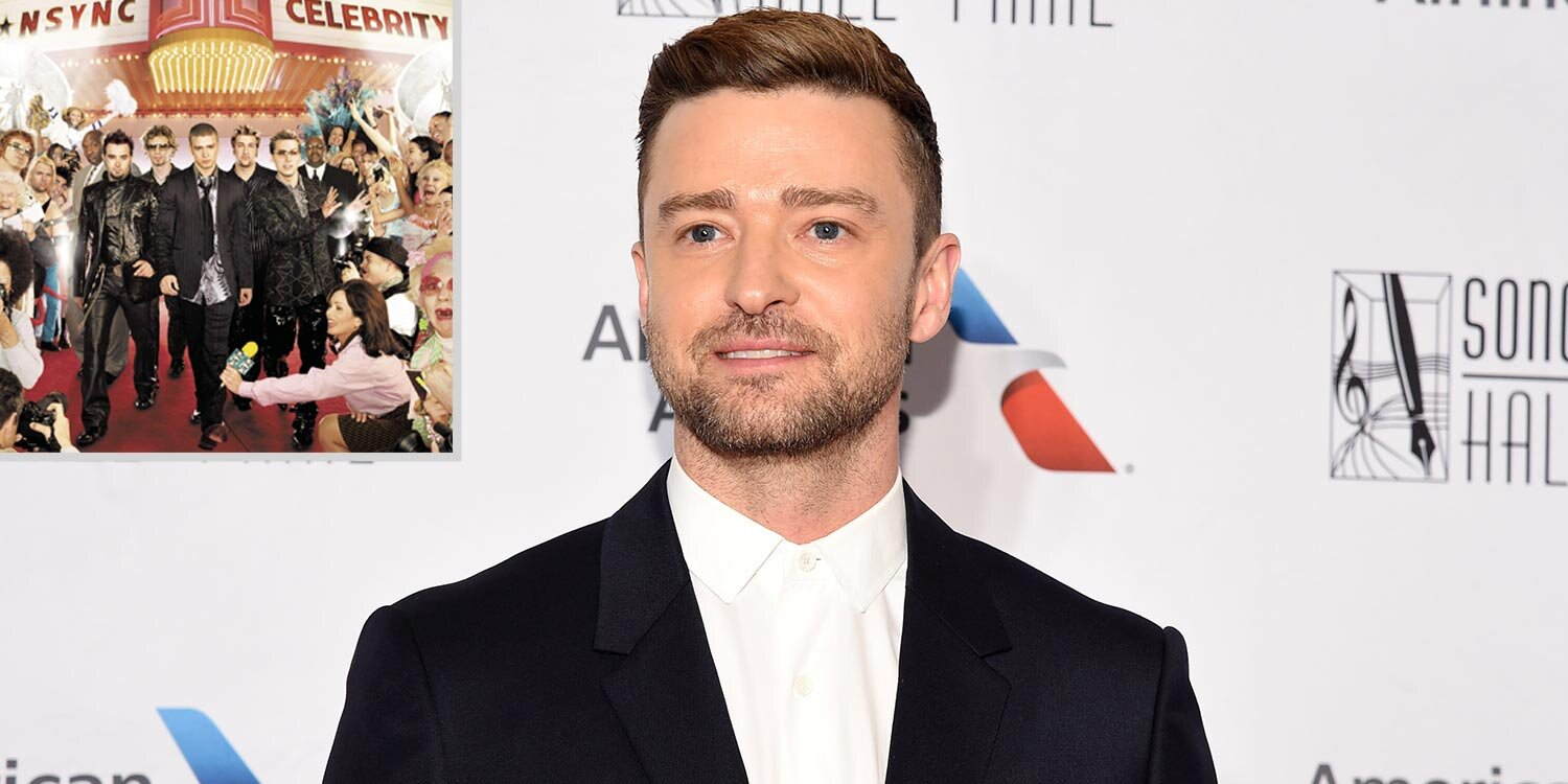 Justin Timberlake Celebrates 20 Years of *NSYNC's Hit Album Celebrity: 'What a Time to Be Alive'.jpg