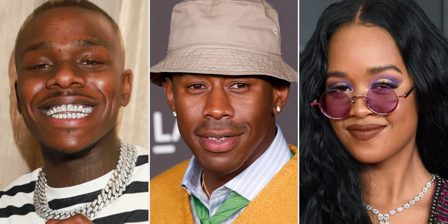 DaBaby, H.E.R, DJ Khaled, Tyler the Creator and More to Perform at 2021 BET Awards.jpg