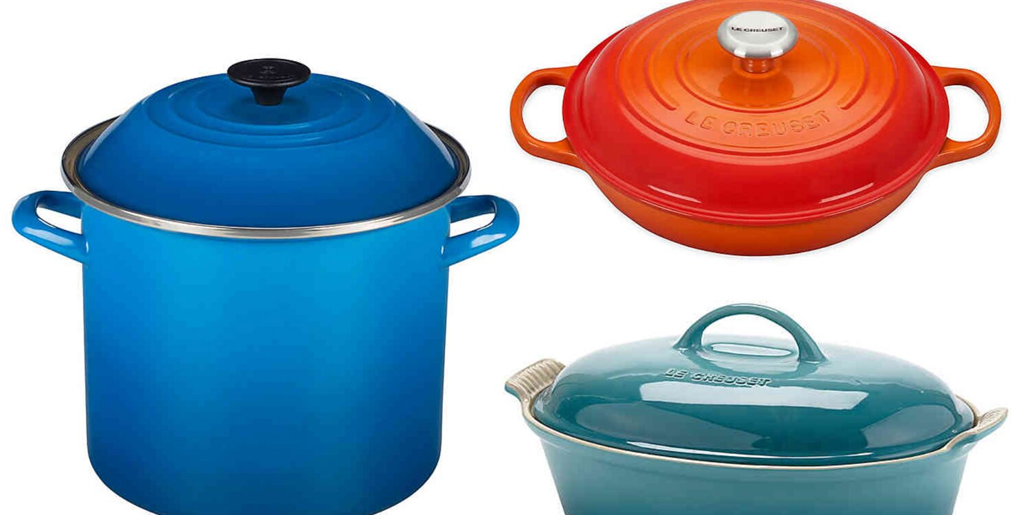 Le Creuset Cookware Is On Sale At Bed Bath Beyond People Com