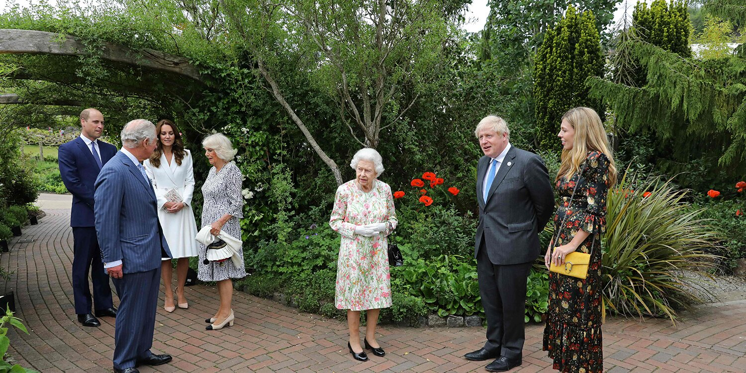 The Queen, Charles, Camilla, William and Kate Mount a Historic Charm Offensive to Greet G-7 Leaders.jpg