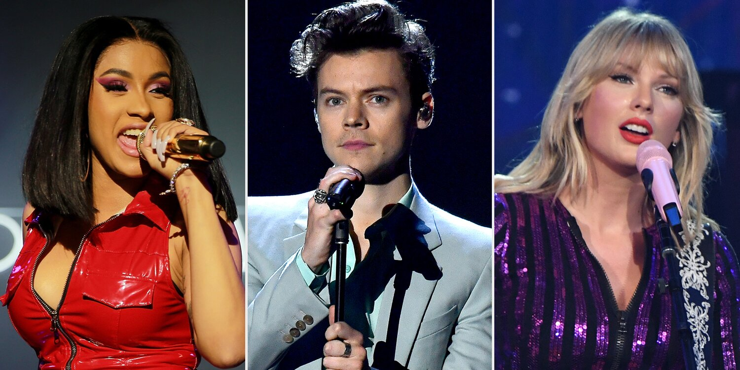 Cardi B, Harry Styles, Taylor Swift, more to perform at 2021 Grammy Awards.jpg