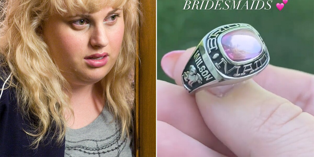 Rebel Wilson shows off the Bridesmaids ring director sent her for movie's 10-year anniversary.jpg