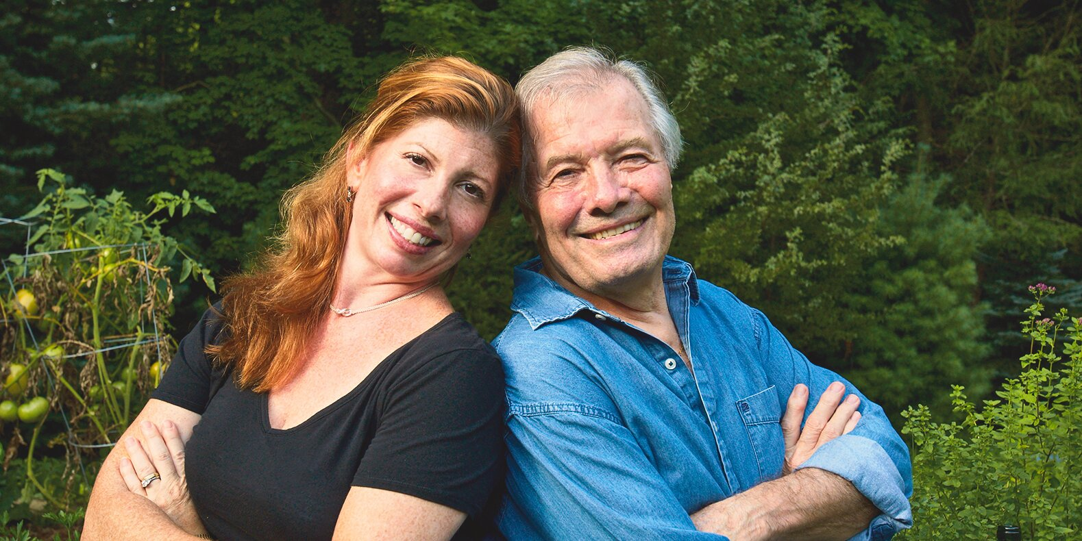 homemade podcast episode 25 jacques and claudine pepin on