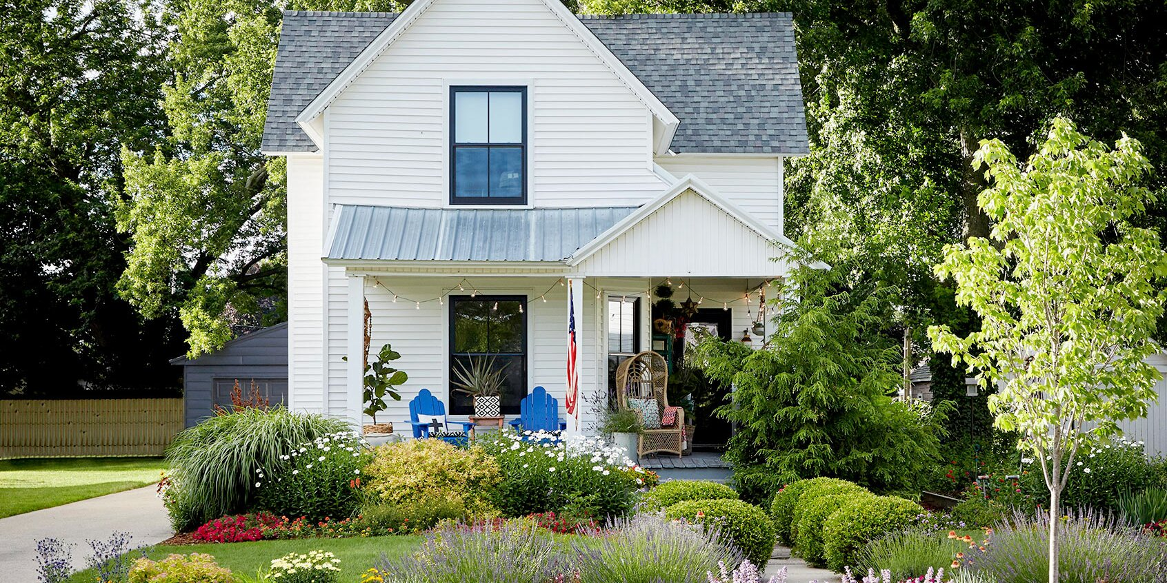 26 Easy Ways To Boost Curb Appeal On A Budget Better Homes Gardens