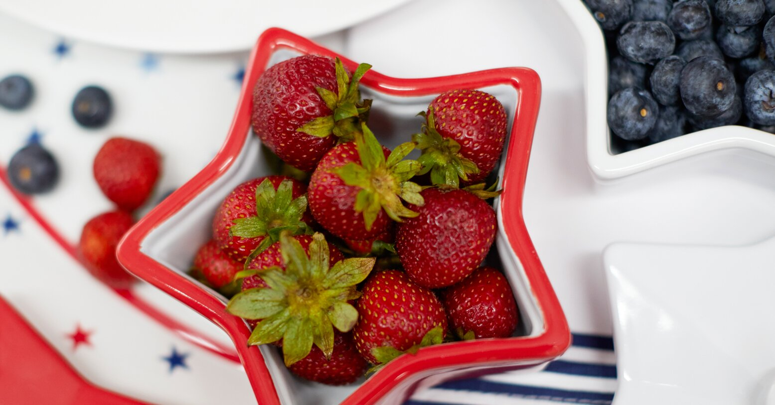Celebrate the Fourth of July with the Help of Martha's Seasonal Products