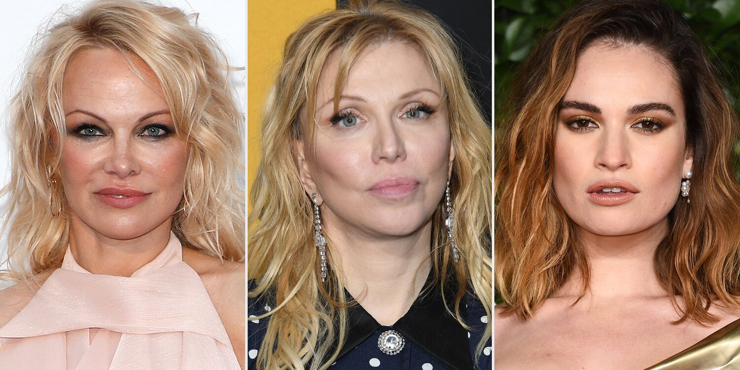 Courtney Love Slams Lily James andPam & TommySeries: 'My Heart Goes Out to' Pamela Anderson.jpg