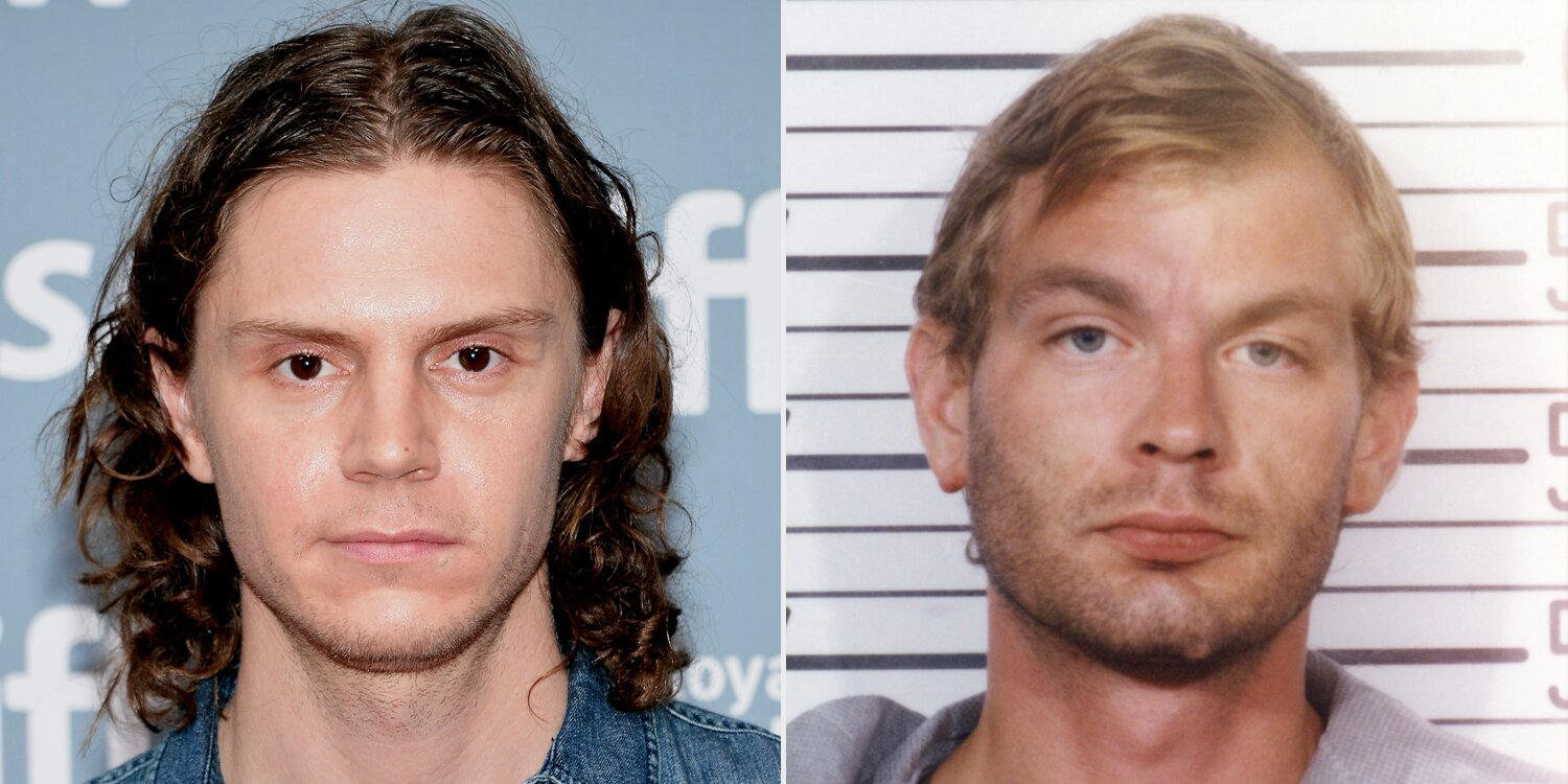 Evan Peters Transforms into Serial Killer Jeffrey Dahmer in First Set Photo from Upcoming Series.jpg