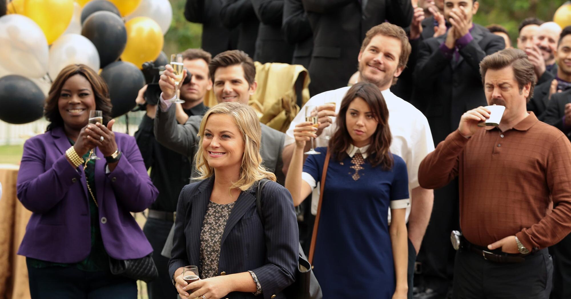 What to Watch on Thursday: Parks and Rec cast reunites for a special quarantine episode