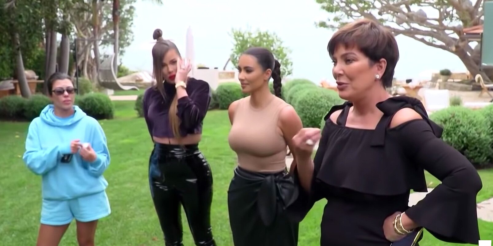 KUWTK: Kardashians Tear Up As They Tell Their 'Second Family' Production Crew the Show Is Ending