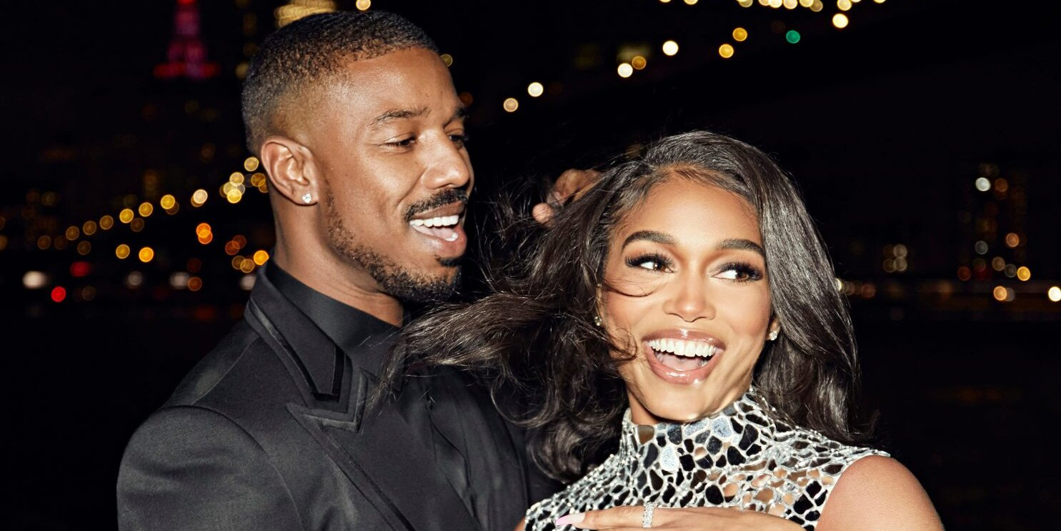 Michael B Jordan and Lori Harvey 'Have Gotten Serious Quickly,' Says Source: 'It's Hot and Heavy'.jpg