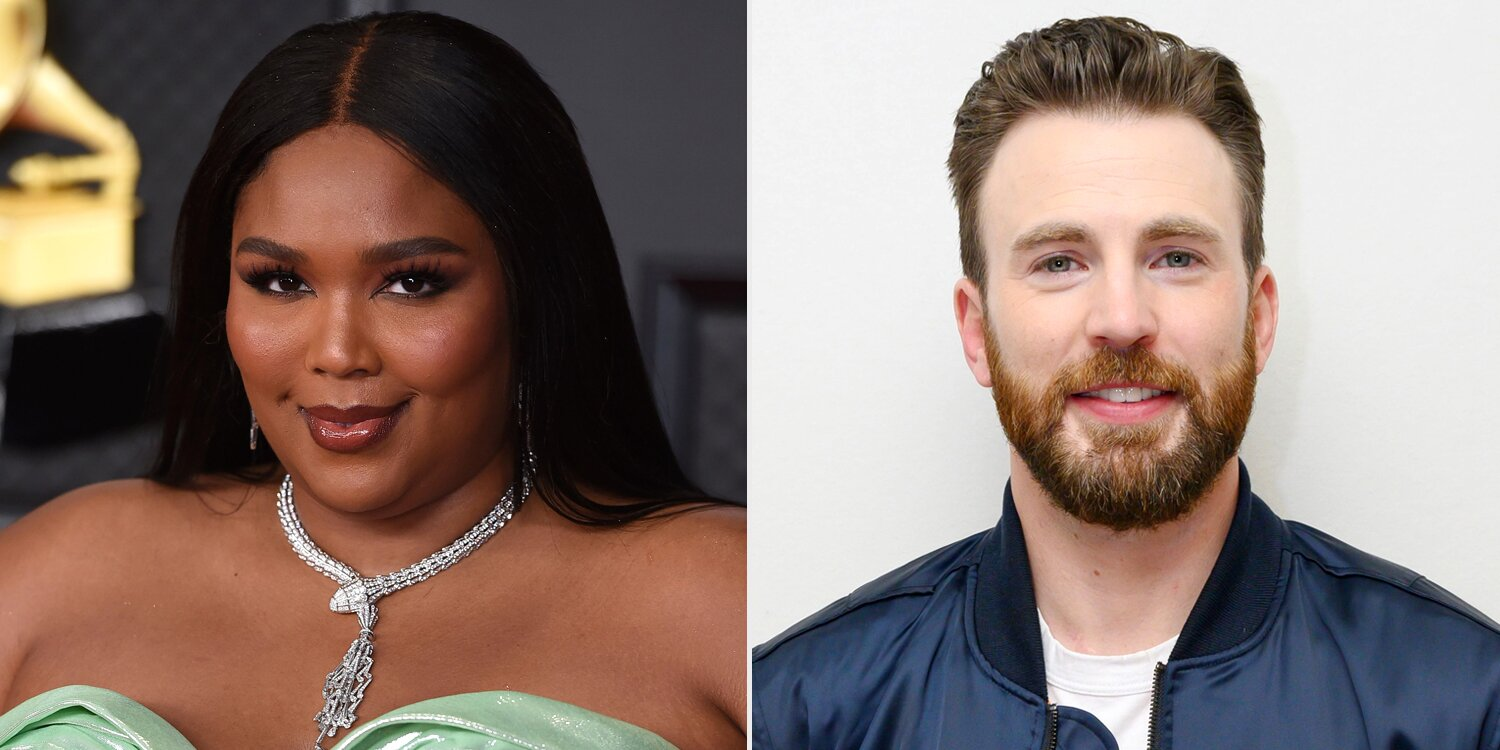 Lizzo Shares the Hilarious Message She Sent Chris Evans: 'Don't Drink and DM'