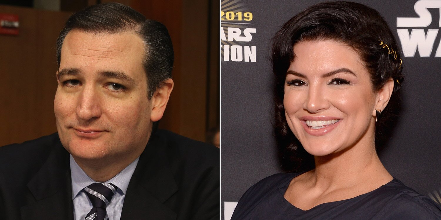 Ted Cruz defends Gina Carano after Lucasfilm fires actress for offensive posts – Entertainment Weekly