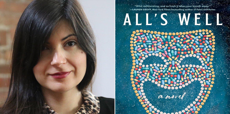 Mona Awad on plumbing her 'unspeakable' chronic pain — and Shakespeare — for her new novel