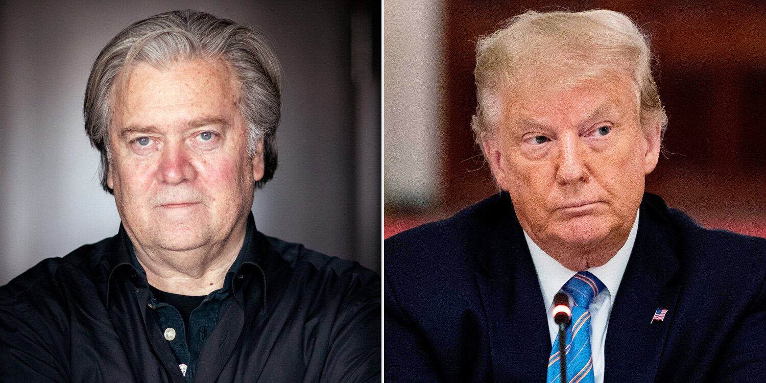stephen bannon donald trump