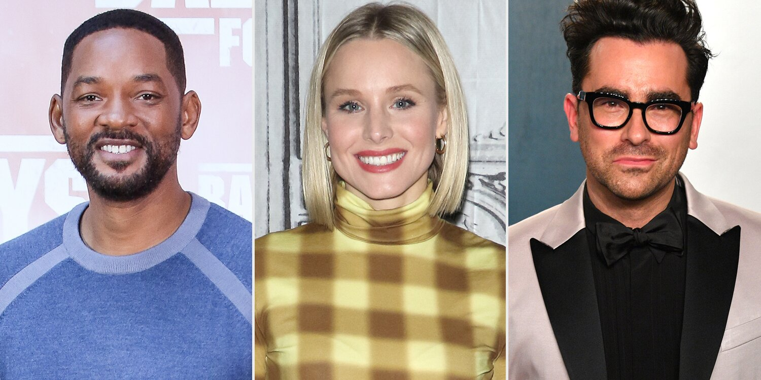 See Will Smith, Kristen Bell, Dan Levy, and more stars celebrate Mother's Day with funny posts