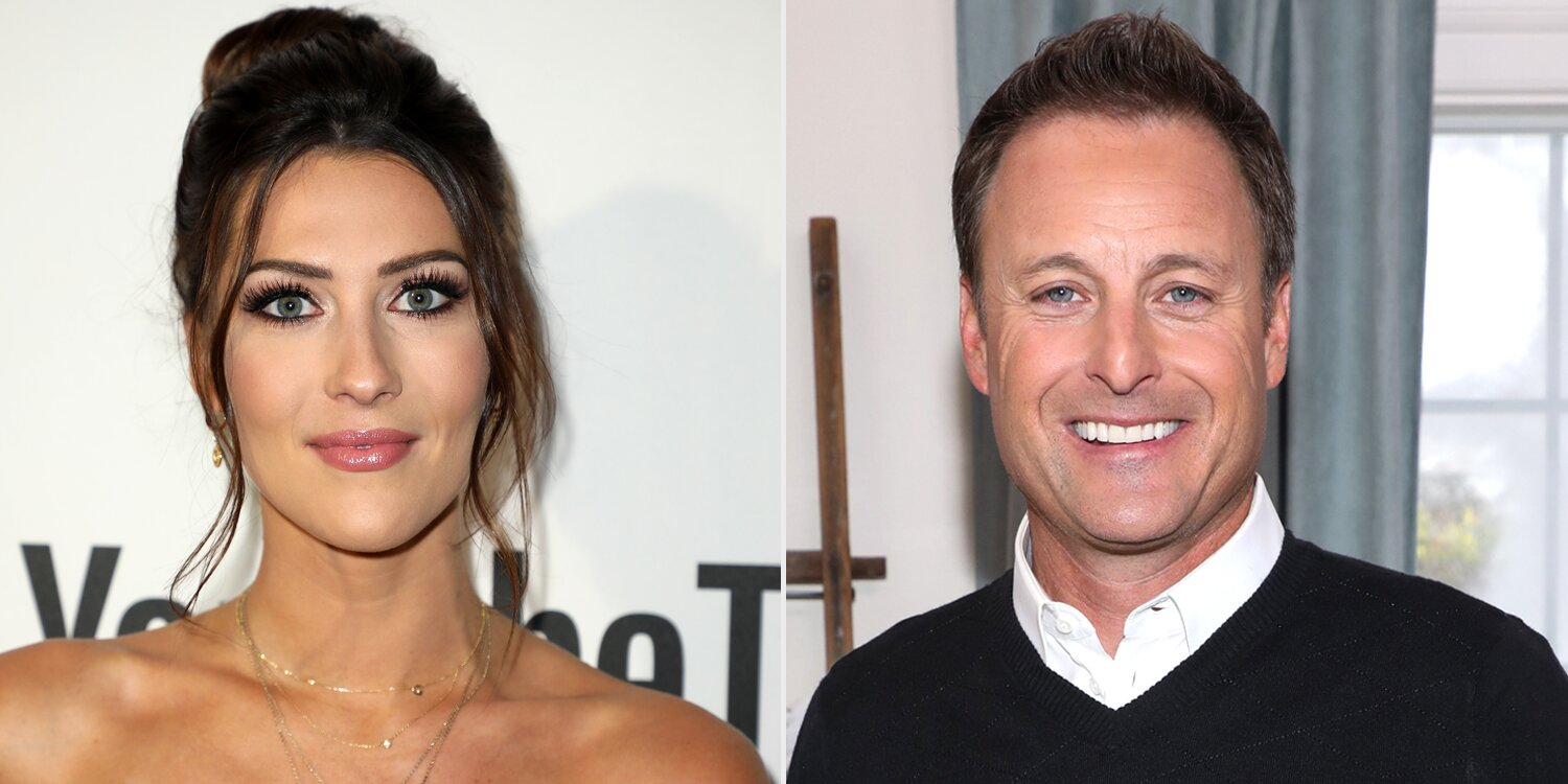 Becca Kufrin: Bachelor Franchise Must 'Practice What They Preach' After Chris Harrison Steps Away