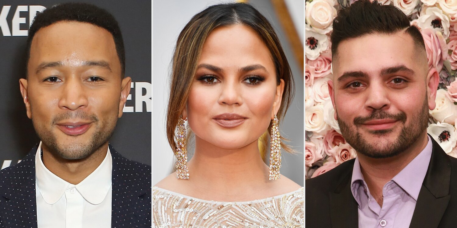 John Legend Defends Chrissy Teigen amid Michael Costello Controversy: He 'Fabricated a DM Exchange,' Singer Claims