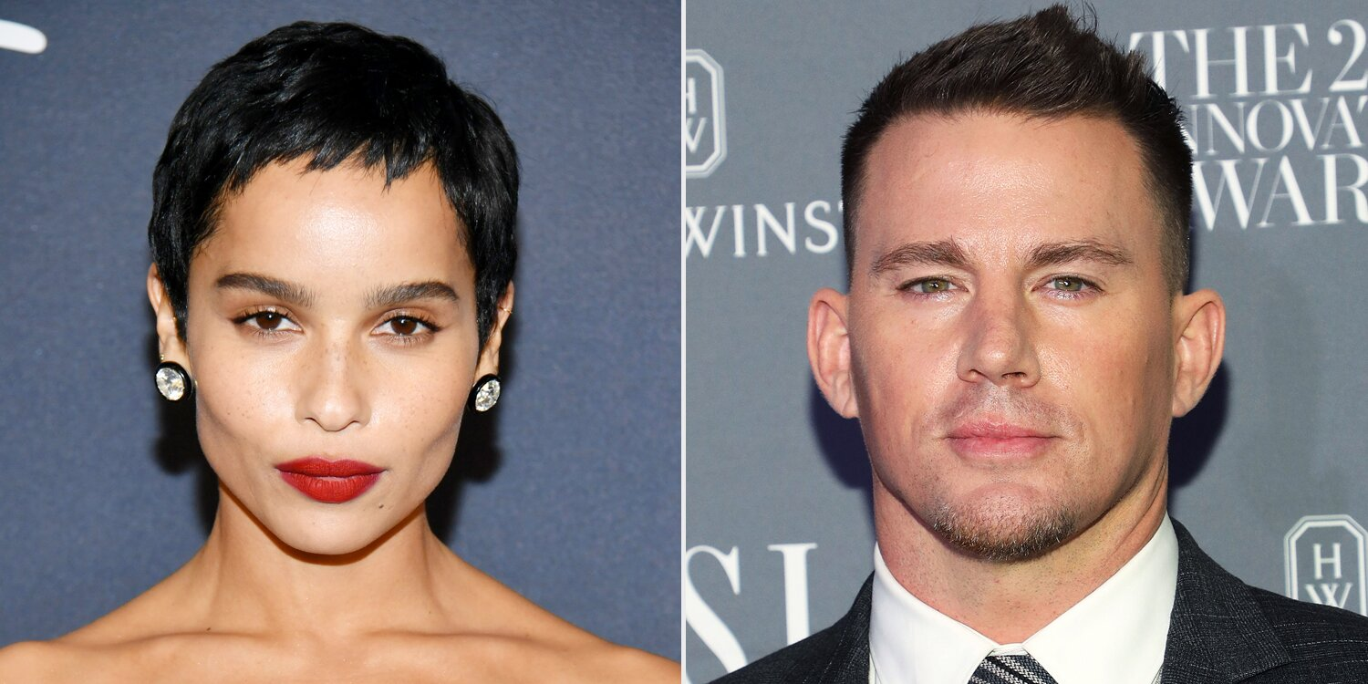Zoë Kravitz to Direct Pussy Island, Starring Channing Tatum: Movie Title Has 'Multiple Meanings'.jpg