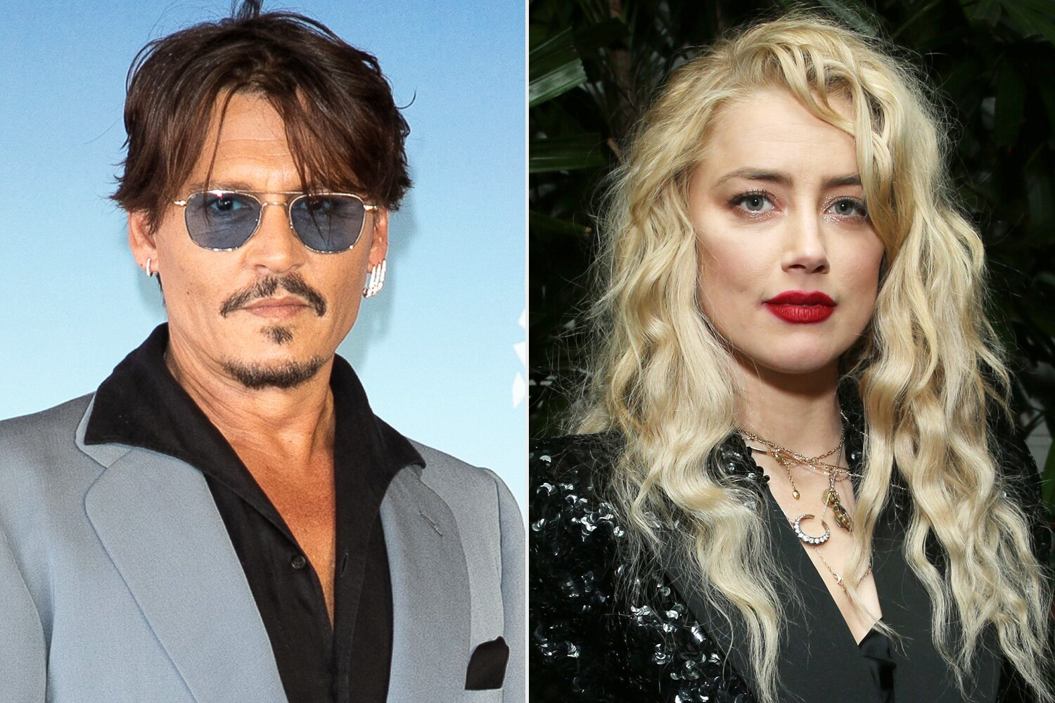 Amber Heard Accuses Johnny Depp Of Smear Campaign In Countersuit People Com