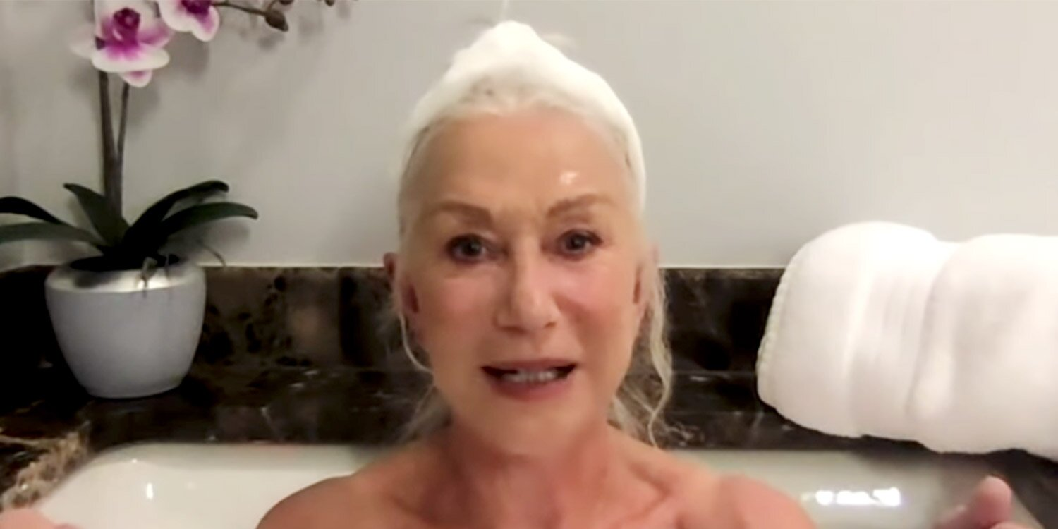 Helen Mirren shows up for Tonight Show interview in a bubble bath, talks F9 and black bears.jpg